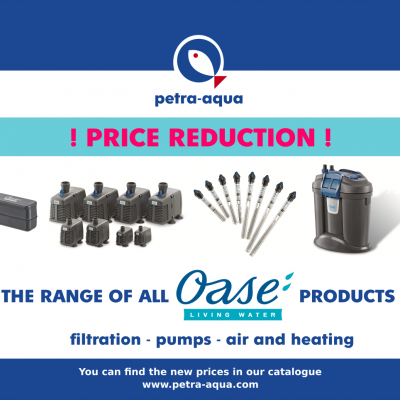OASE price reduction EN